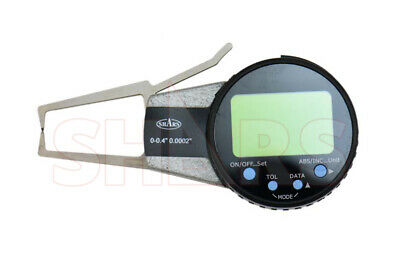 """Out Of Stock 90 Days Shars 0 - 0.4"""" /0 - 10 Mm External Digital Caliper Gage .00"""