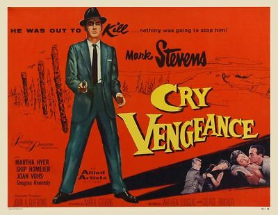 cry vengeance 1954 dvd