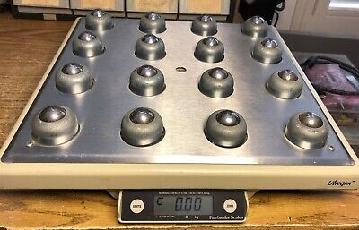 Fairbanks Shipping Scale Ultegra SCB-R9000-14A with roller top 0-150 lbs.0-60 Kg