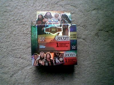 Topps Slam Attax 10th Edition Base Cards - NXT & OMG cards