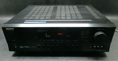 ONKYO TX SR501 6 1 Channel Home Theater Audio Video Receiver