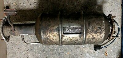 FORD MONDEO MK4 S MAX GALAXY 2.0 tdci DPF Diesel Particulate Filter 07-10