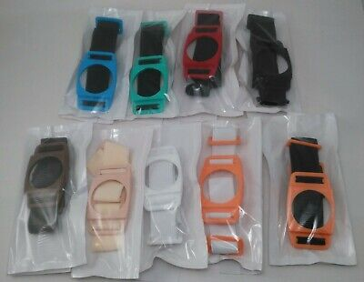 Freestyle Libre Sensor Flexible Armband/Holder Protects Your Sensor Many Colours