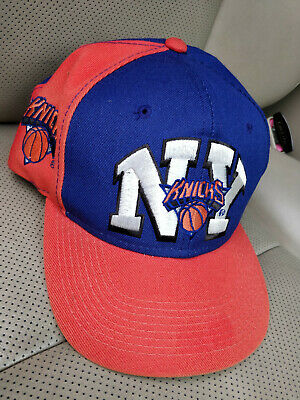 f485e88eced2e New York Knicks 90 s Vintage Sports Specialties Hat Cap Basketball NBA Mens