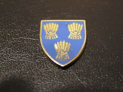 SOLID SILVER and ENAMEL INGOT COAT OF ARMS KING EDWARD VIII 1901 1910