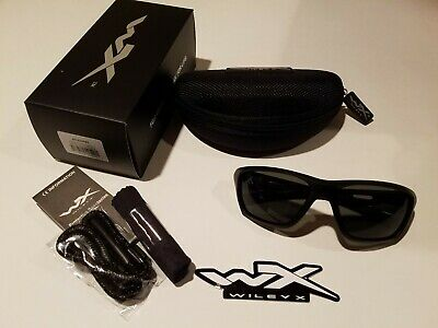 b6e3f2de42bd HARLEY-DAVIDSON® WILEY-X TUNNEL Sunglasses Blue Mirror Lens Black ...