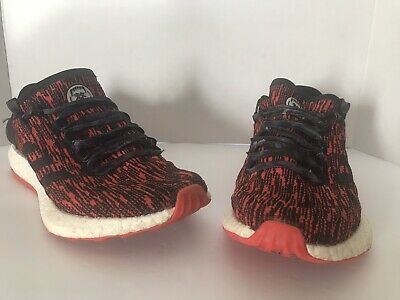 275a1b095f4f6 Adidas Pureboost Cny Chinese New Year Dog Men s Running Shoes Size Us 9.5  Cp9327
