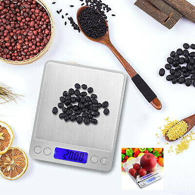 0.01-500g Mini Kitchen Scale Digital LCD Electronic weight Food jewellery Scales