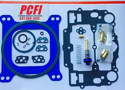 Edelbrock Carburetor Rebuild Kit With New Floats 1404 1405 1406 1407 141 1 1409