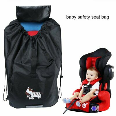 Car Baby Child Safety Seat Travel Bag Dust Cover Travel Bag Portable IN CA