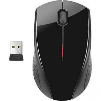 N: HP X3000 Wireless Mouse - Optical - Wireless - Radio Frequency - USB - Scroll