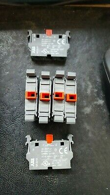 ABB MCB-01 auxiliary contacts QTY: 6  (IN23S1B3)