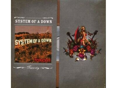 Toxicity [Audio CD] System of a Down - GUT