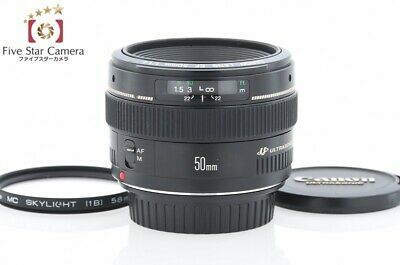 Excellent-!! Canon EF 50mm f/1.4 USM from Japan