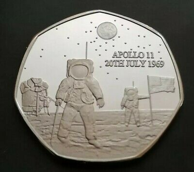 Apollo 11 20Th July 1969 2019 Commemorative  Collector