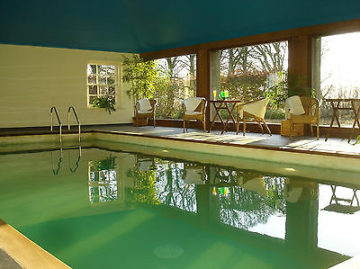 SPECIAL OFFER SCOTTISH NEW YEAR 19/20 4nts Large House Cottages INDOOR POOL