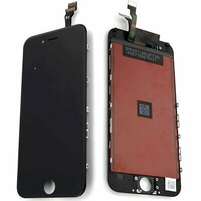 """Assembly For iPhone 6 4.7"""" LCD Touch Screen Display Digitizer Replacement Black"""