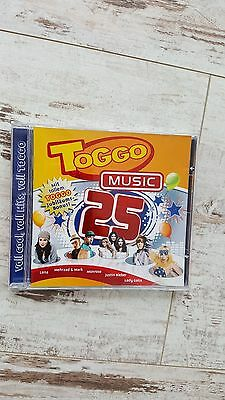 TOGGO Musik Music CD Volume 25, wie neu!