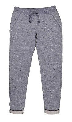 O'NEILL Girls Mareine Easy Rider Sweatpants Joggers Melee Grey Age 15-16 Years