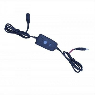 Gerbing 12V Single Temperature Controller For Heated Jackets, Trouser, Vests
