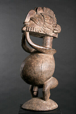 Statue D'mba Nimba - Baga - Guinée ART AFRICAIN TRADITIONNEL PRIMITIF TRIBAL