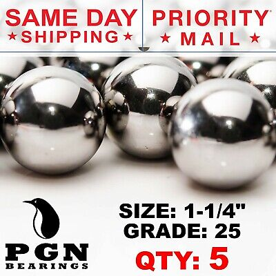 """Four 1-1//2/"""" Inch Large Paracord Monkey Fist Steel Bearing Balls Tactical Cores"""