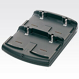 Zebra SAC5500-4000CR battery charger 4-Slot Battery Charger