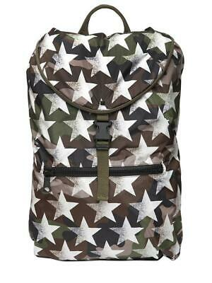 f64d5a05f0 Valentino Camustars Printed Nylon Backpack Camouflage Men Bags Backpacks