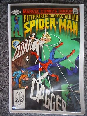 Peter Parker / Cloak And Dagger Collection