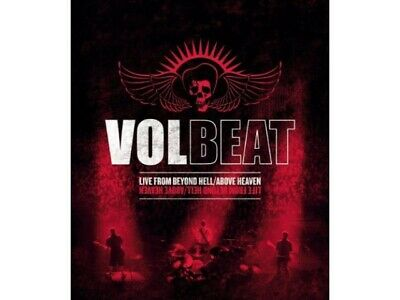 Volbeat - Live From Beyond Hell / Above Heaven (Blu-ray) - SEHR GUT