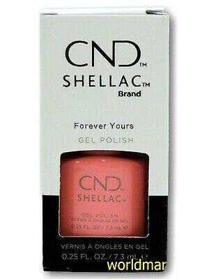CND Shellac GelColor 7.3ml/0.25fl.oz UV/LED #92783- Forever Yours
