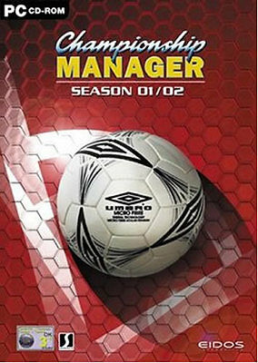 2019 SPRING UPDATE 01/02 PC Championship Manager Season 2001/2002 Game Football
