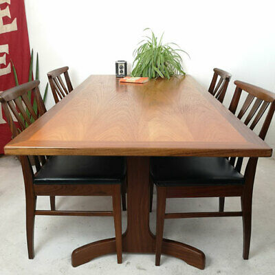Vintage Mid Century G Plan Teak Dining Table