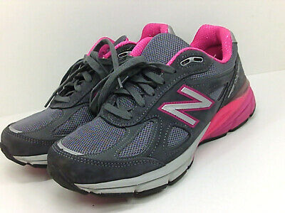 low priced 1c80c 1e7c4 NEW BALANCE WOMENS W990gp4 Grey/Pink Running Shoes Size 9 (C ...