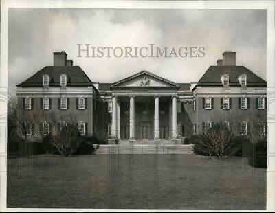 1939 Press Photo British Embassy in Washington D.C. - cvb33843