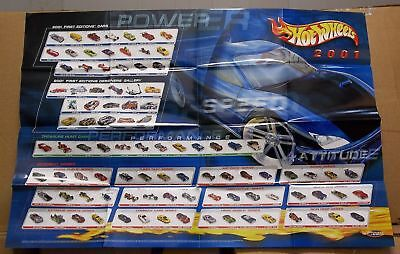 2001 Hot Wheels Collections Series Virtual 1st Editions