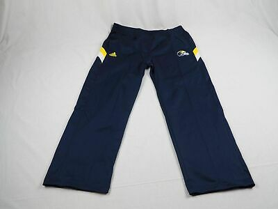 NEW adidas Michigan Wolverines - Navy Poly Athletic  Pants (Multiple Sizes)