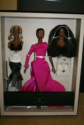 The Faces of Adele Dressed Doll Gift Set NRFB