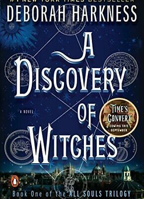 "A Discovery of Witches by Deborah Harkness ""Fast Delivrey -Book (E-b00k-pdf)"