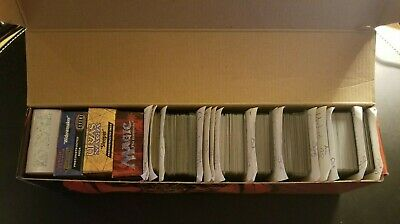 500+ Card Magic: The Gathering Card Collection w/ Case - Mod Play - See Desc
