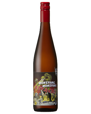 Some Young Punks Monsters, Monsters Attack! Riesling White Wine Clare Valley 750