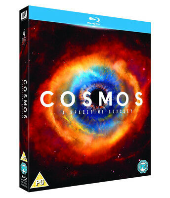 Cosmos - A Spacetime Odyssey: Season One DVD (2014) Seth MacFarlane ***NEW***