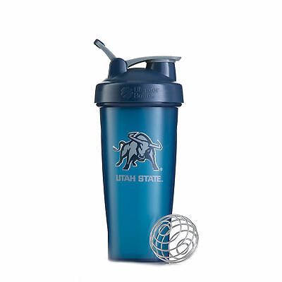 Blender Bottle Collegiate Shaker Bottle - Utah State University