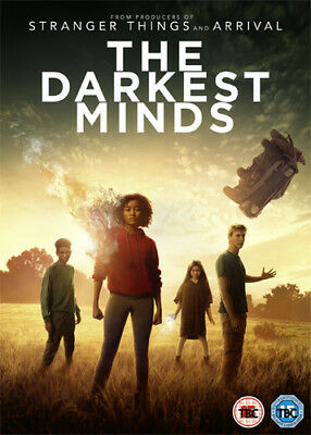 The Darkest Minds DVD (2018) Amandla Stenberg, Yuh Nelson (DIR) cert 12