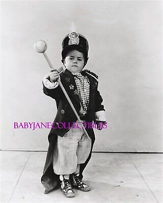 SPANKY McFARLAND OUR GANG LITTLE RASCALS DRUM MAJOR pho (96)