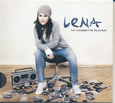 Lena My Cassette Player CD Digipack Eurovision Song Contest 2010