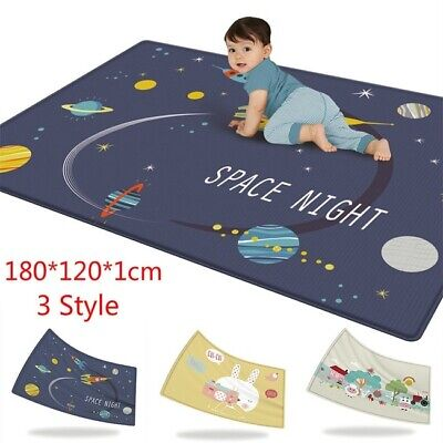 180*120cm Baby Carpet Crawling Mats for Kids Room Decorative Non-toxic Play Mat