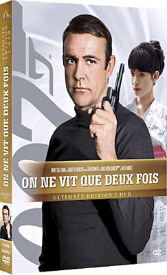 2 DVD ULTIMATE EDITION : James BOND - ON NE VIT QUE DEUX FOIS / NEUF cellophané