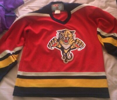 Florida Panthers Youth L/XL