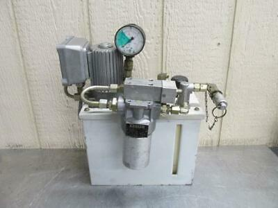 Vogel MFE5-BW7-V70-A Automatic Oil Lube Lubrication Pump System Oiler 0.5 L/min